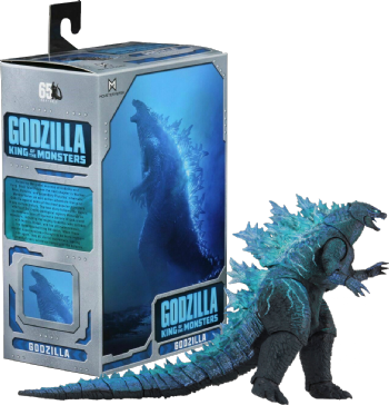 "NECA Godzilla 2019 King of the Monsters Version 2 12"" Action Figure"